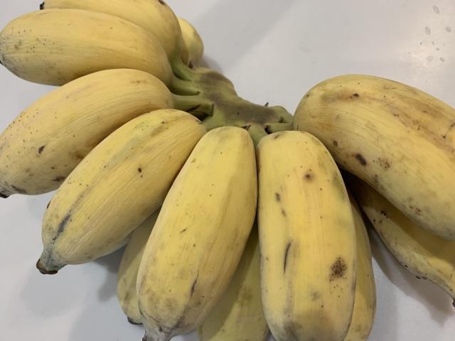 ナムワバナナ黄色