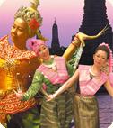 ナータラック・タイ舞踏団